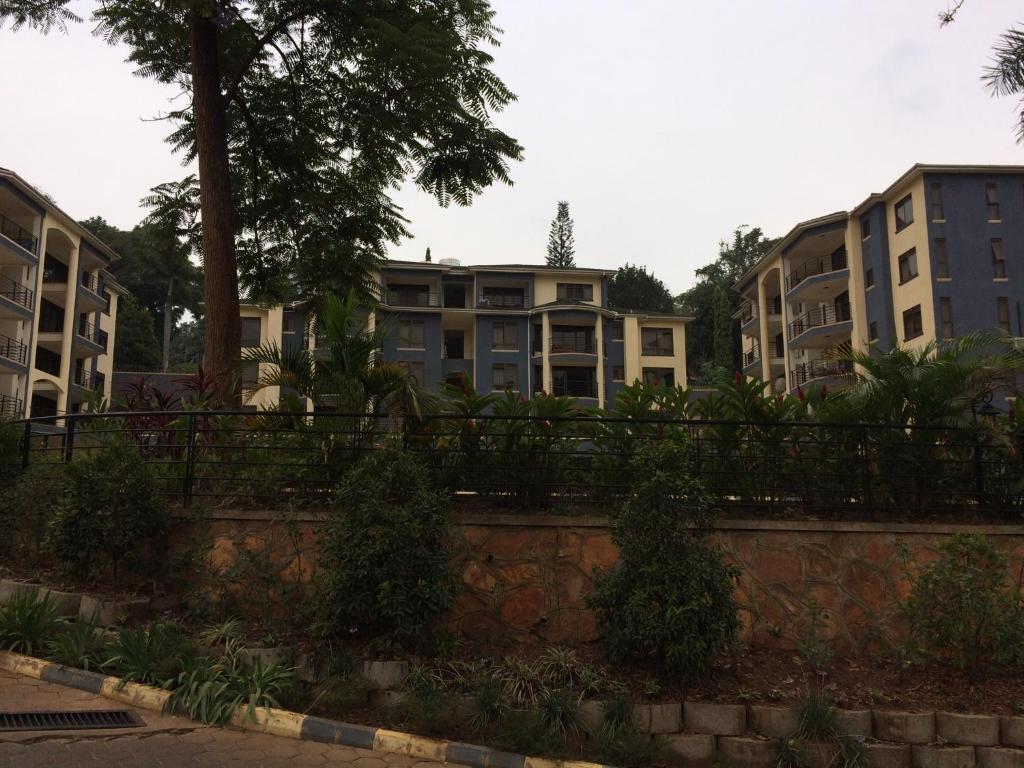Mayflower Serviced Apartments Kampala Uganda Booking Com