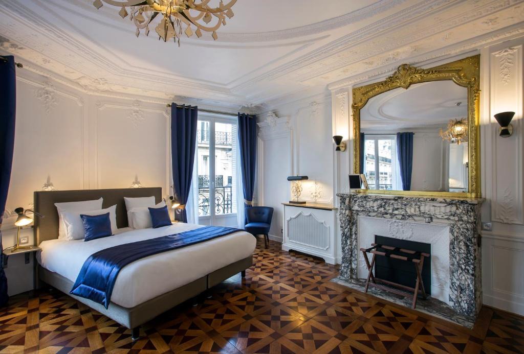 Hotel Vestay George V Paris France