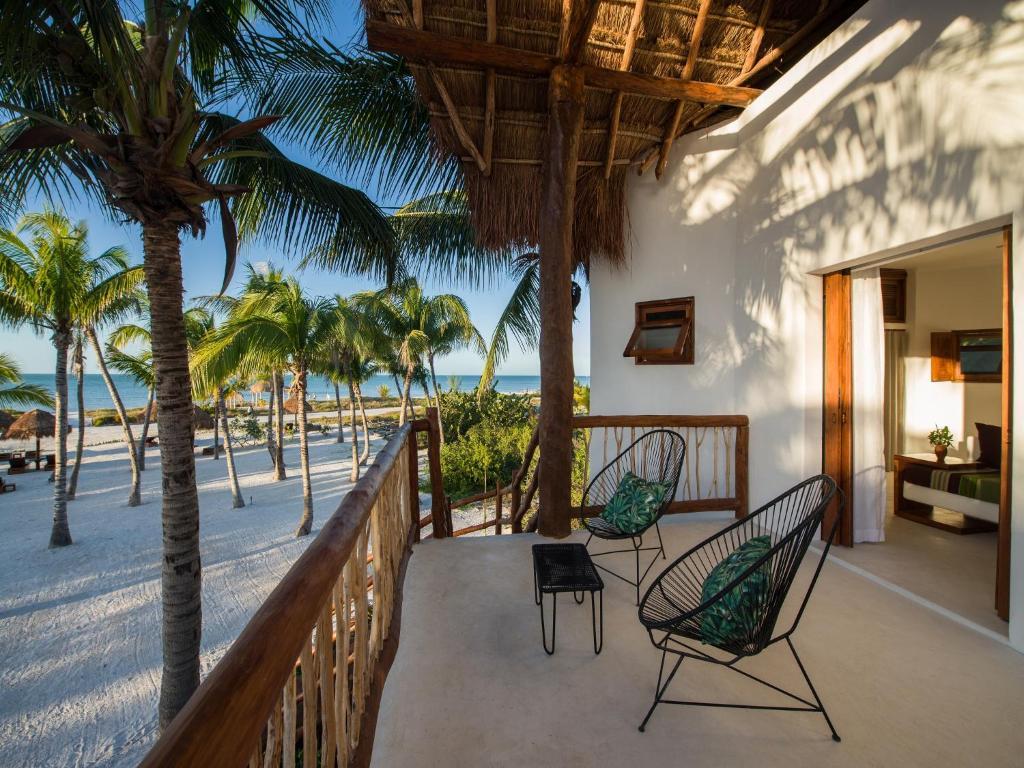 Villas hm palapas del mar isla holbox precios for Villas hm palapas del mar