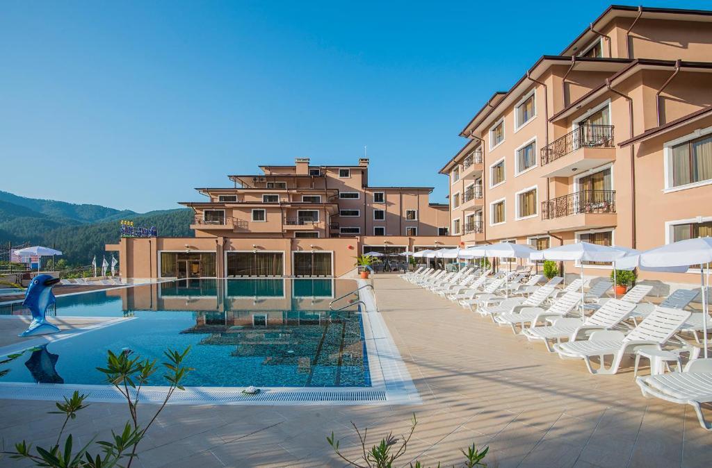 Хотелски комплекс Парк Хотел и Спа Вела Хилс - Велинград