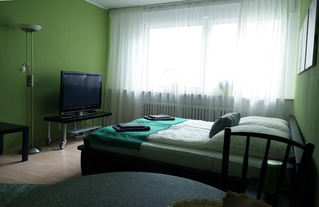 Apartment Green, Bremen, Germany - Booking.com