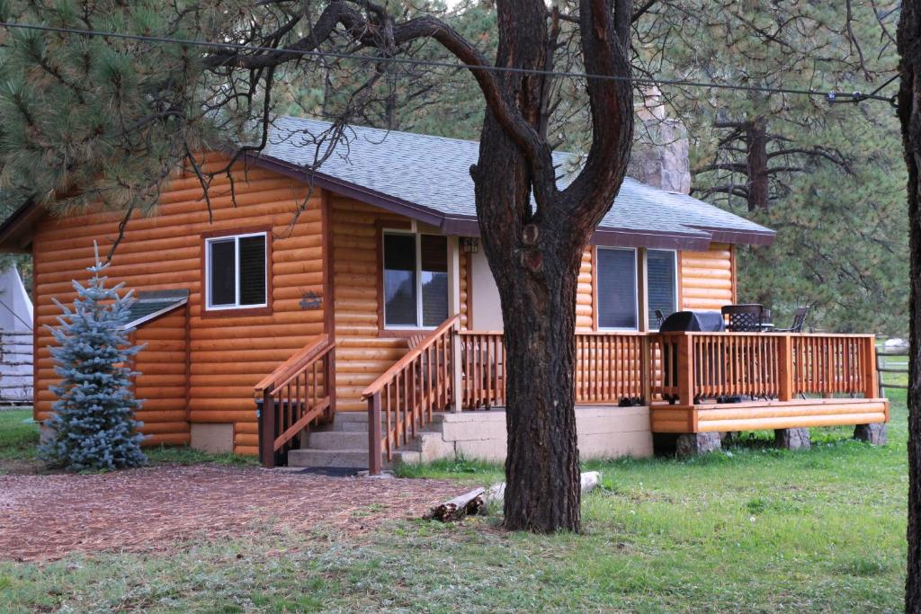 rentals az greer east fork cabins in cabin