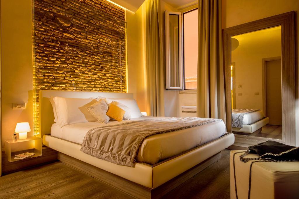 hoteles para parejas roma