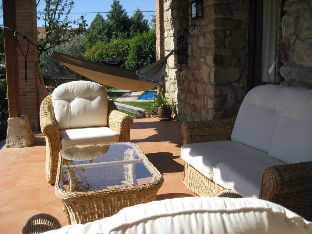 Casa con piscina cubierta humanes precios actualizados 2018 for Hoteles en madrid con piscina cubierta