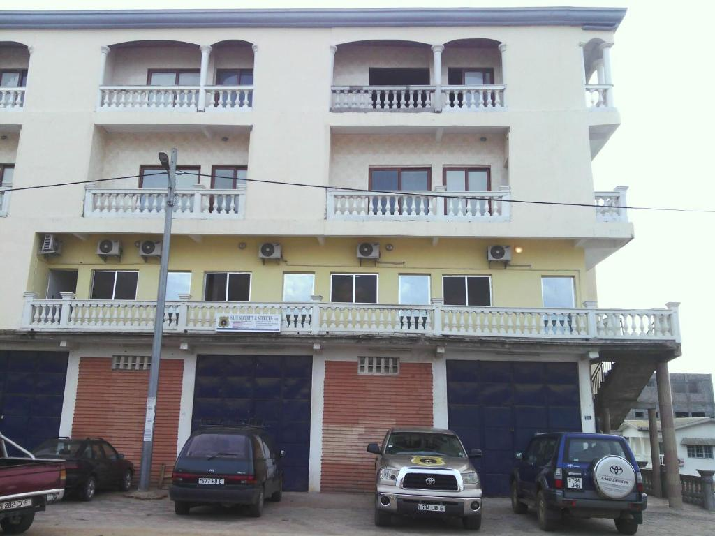 Suites sweet appart hotel ssah pointe noire congo for Site appart hotel