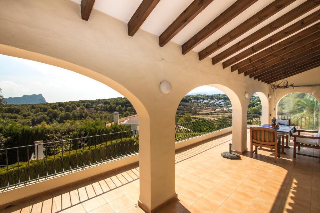 Bonita foto de Abahana Villa Ballena