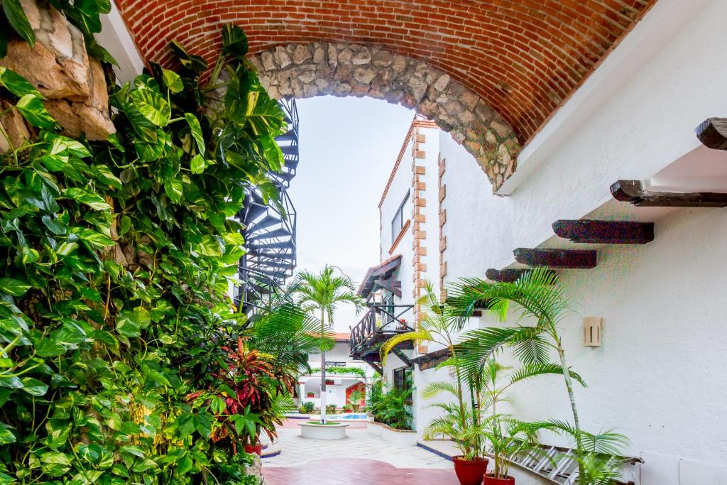 Hotel cerca : Hacienda San Jose - HSJB4