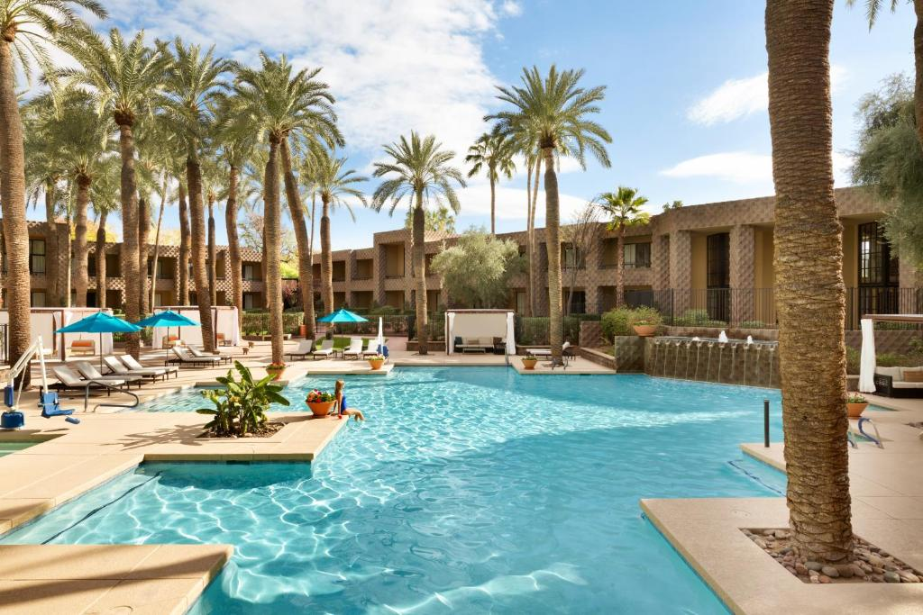 DoubleTree by Hilton Paradise Valley Resort Scottsdale, Scottsdale ...