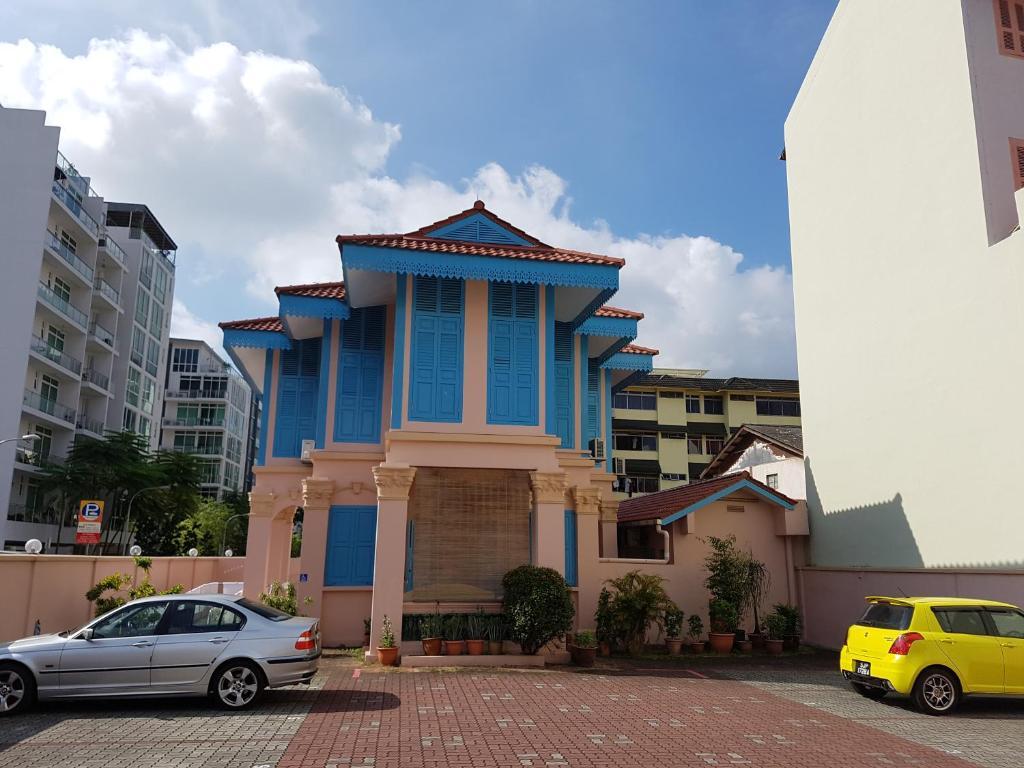 hotels singapore Asian