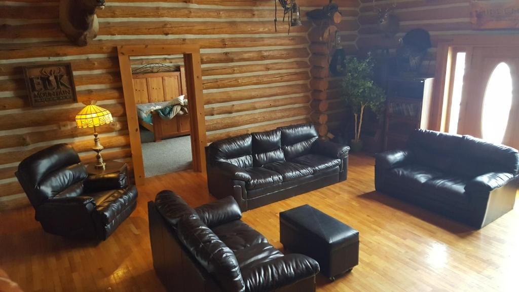 waterfront hidden pines log cabin spring lake 2018年 最新料金