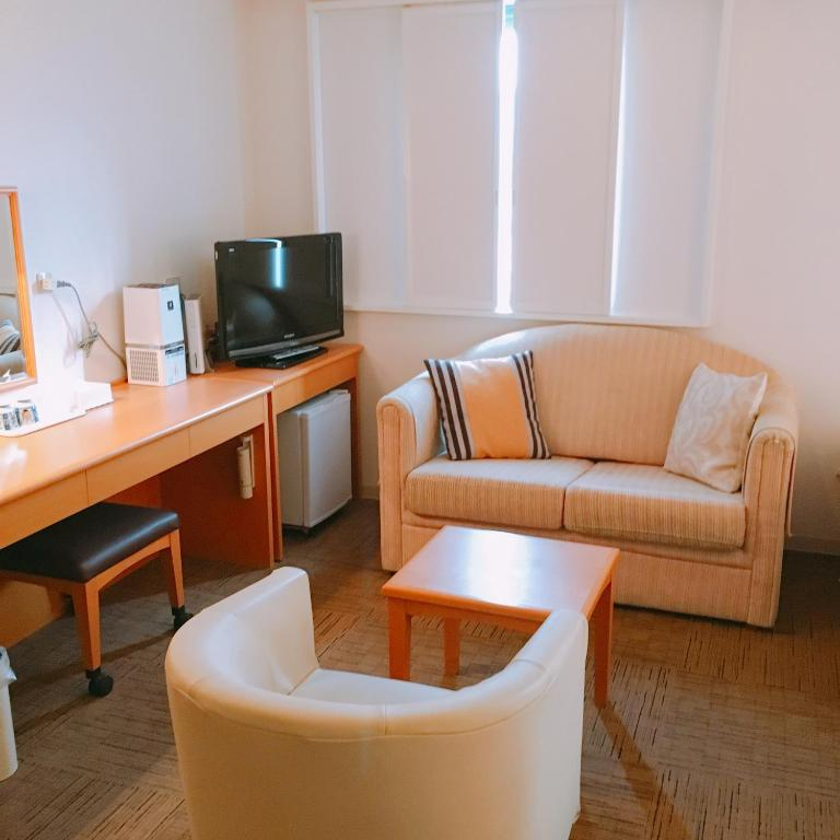 ポイント3.清潔感溢れる過ごしやすい客室