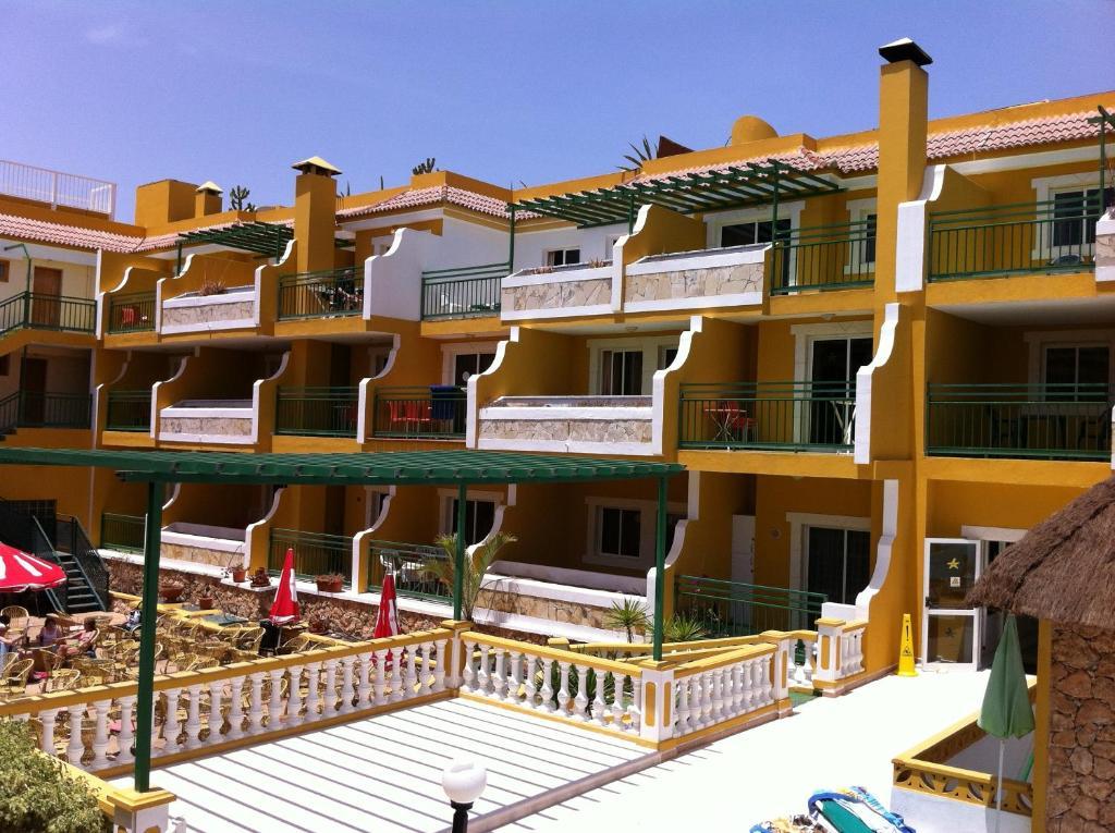 aparthotel caleta garden spanien caleta de fuste With katzennetz balkon mit caleta garden apartments fuerteventura