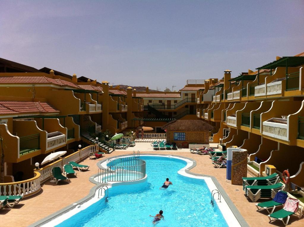 Apartamento caleta garden espa a caleta de fuste - Apartamentos todo incluido fuerteventura ...