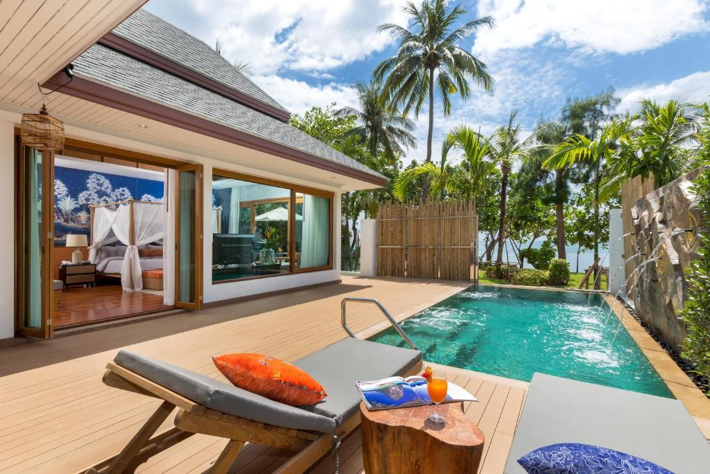 Krabi Hotels With Private Beach