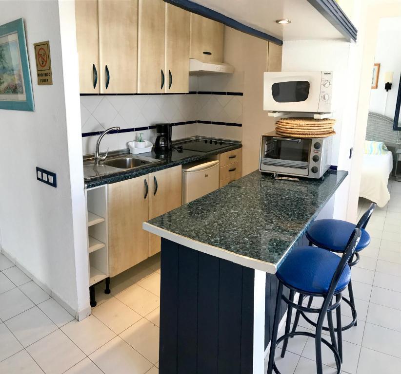 Foto del Apartamentos Playa Los Barqueros