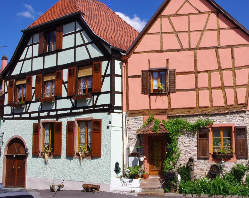 Apartments In Ribeauvillé Alsace
