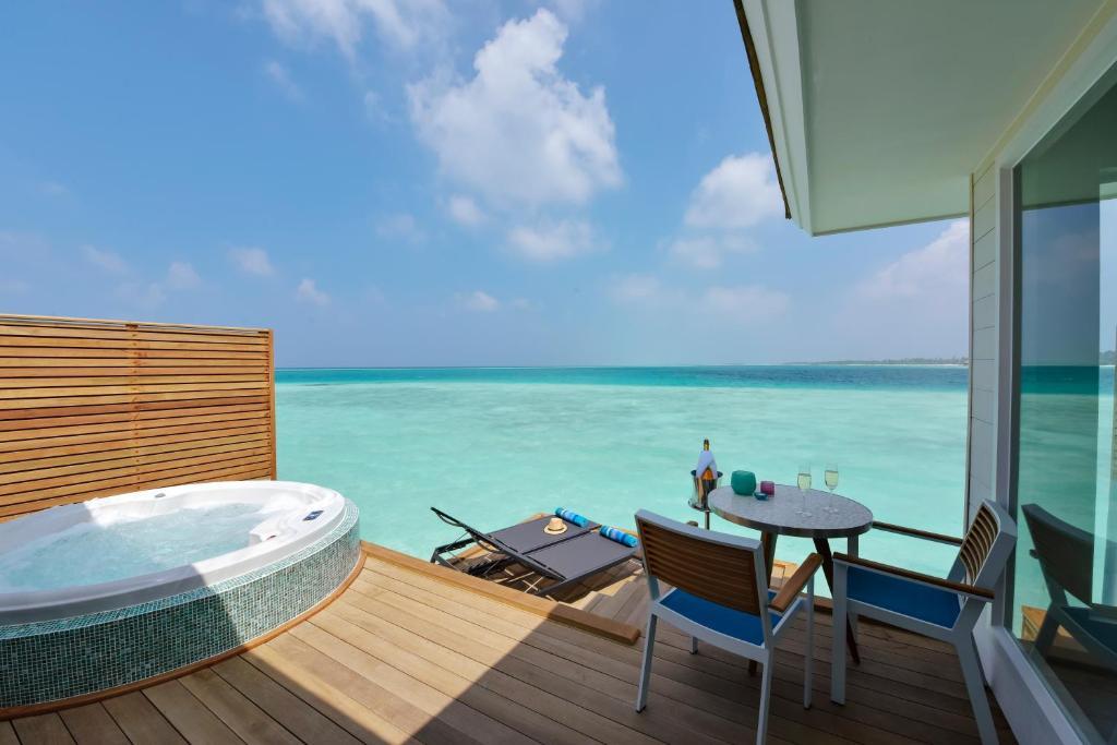 Kandima Maldives, Дхаалу Атолл