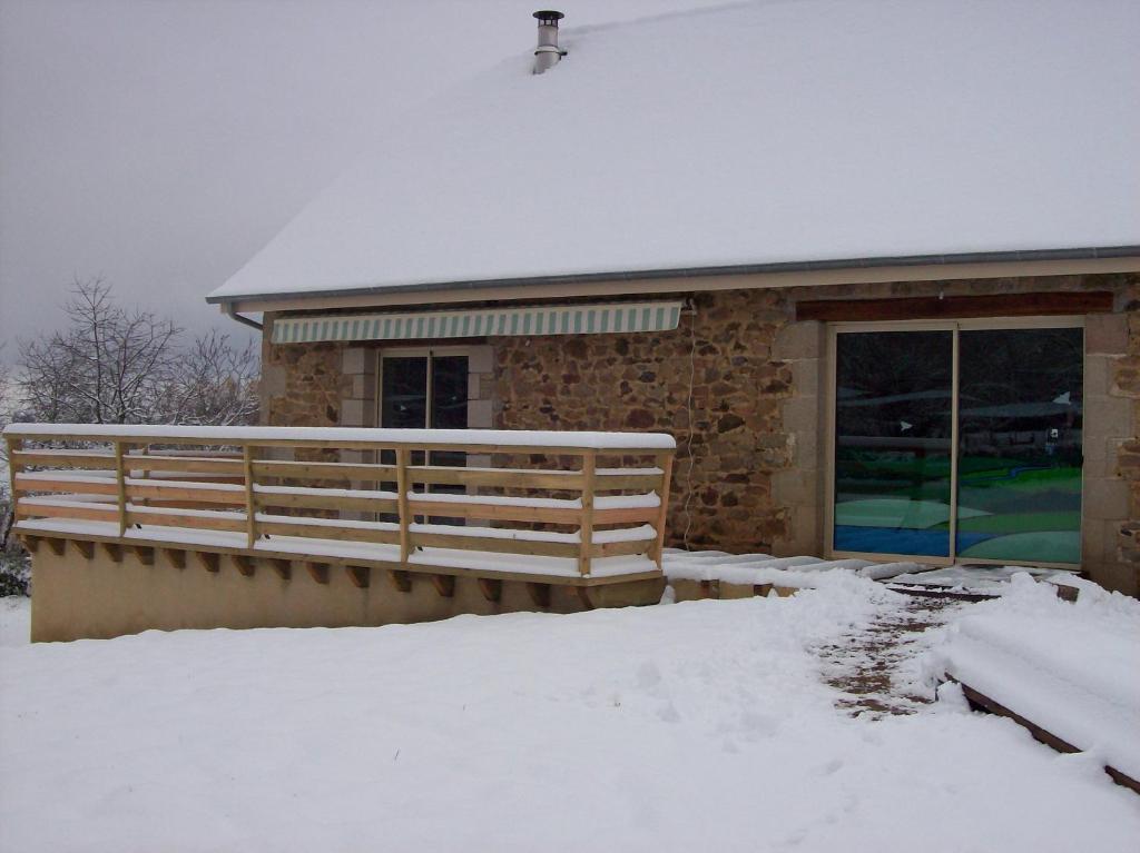 Apartments In Servières-le-château Limousin