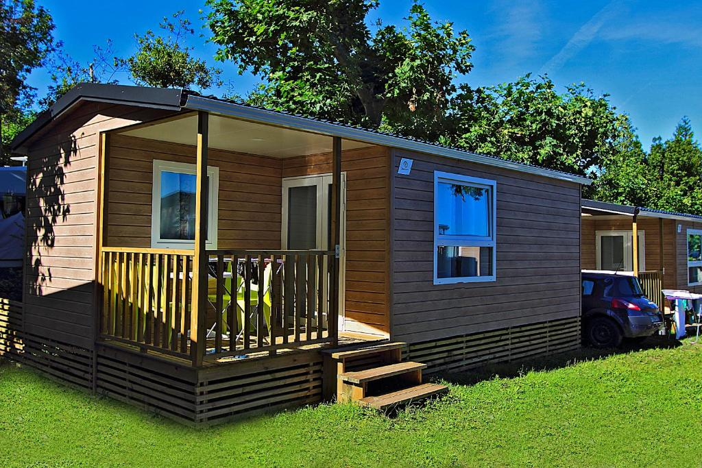 Campings bungalows