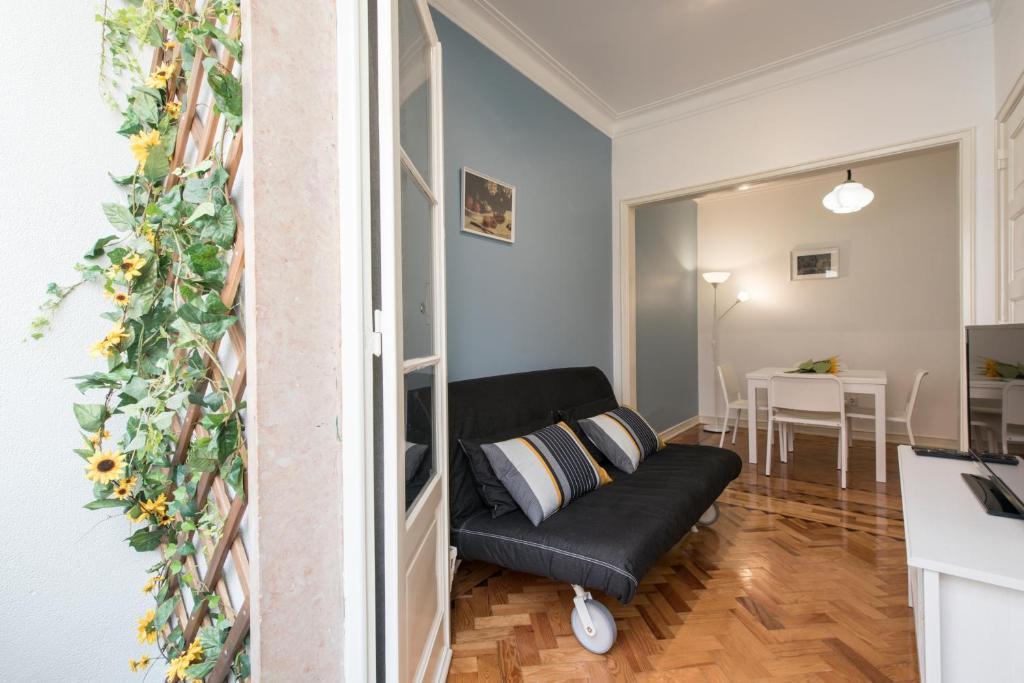 Apartamento junto à Fonte Luminosa (Portugal Lissabon ...