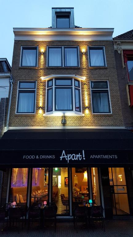 Apart food drinks apartments zwolle netherlands booking gallery image of this property ccuart Image collections