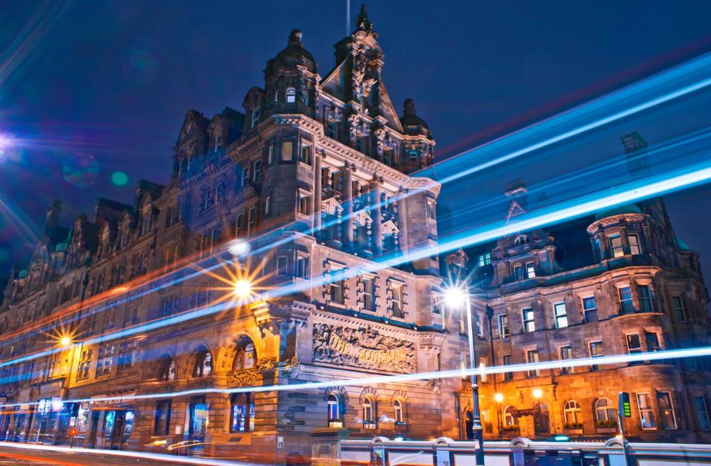 The Scotsman Hotel Edinburgh Uk Booking Com
