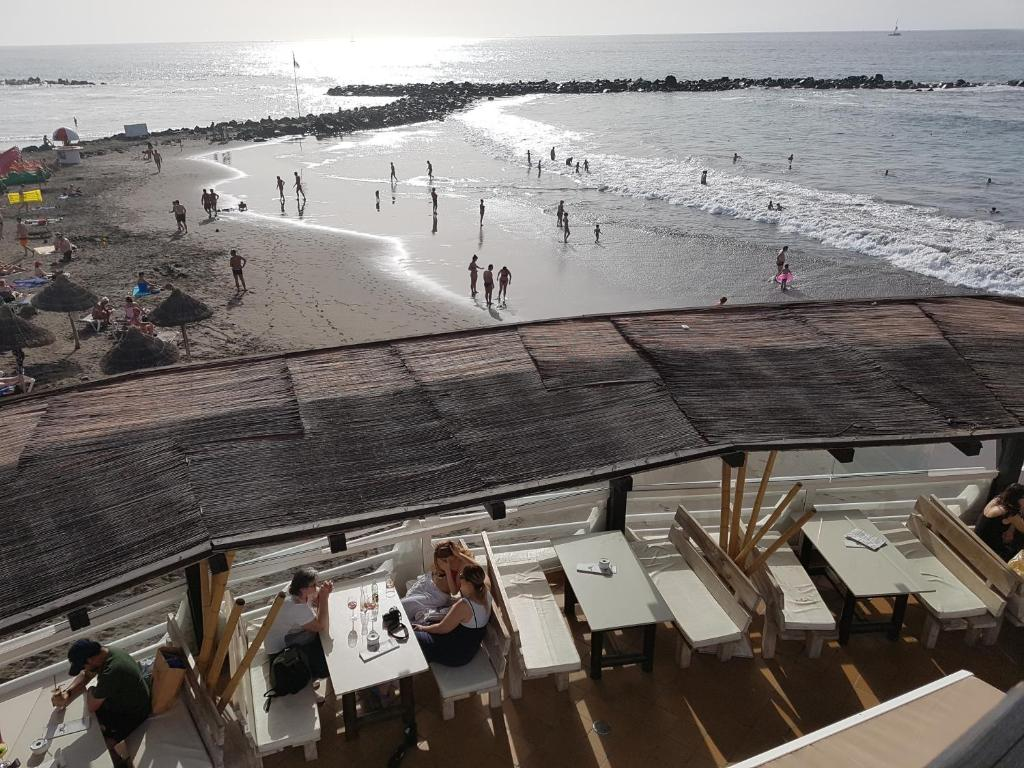 Hotel De Las Americas Apartment Solemare Playa De Las Americas Spain Bookingcom