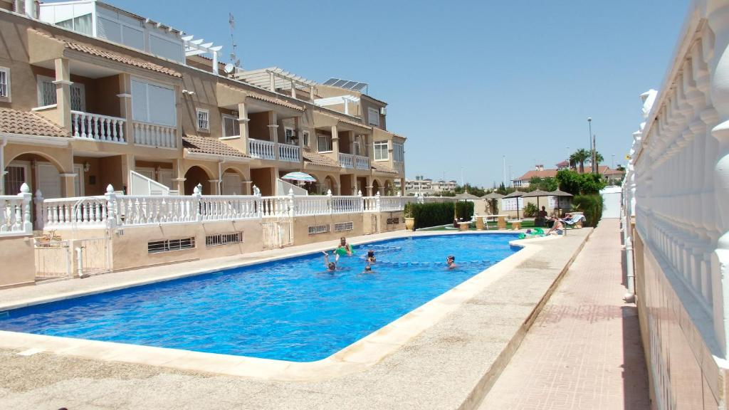 Karta Spanien Playa Flamenca.Apartament Orange Playa Flamenca I Orihuela Costa Uppdaterade