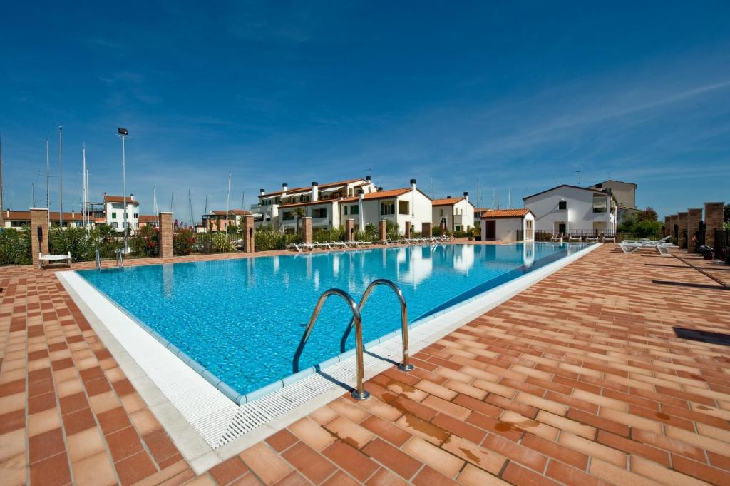 New townhouses in Caorle