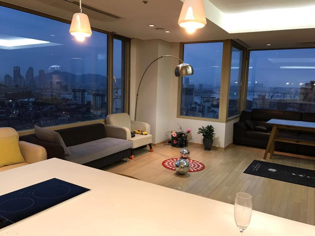 Gangnam Coex Luxury Apartment Seoul South Korea