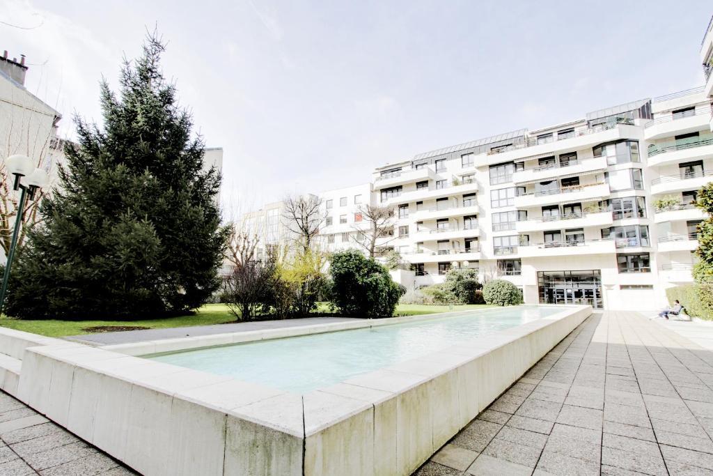 Bureaux De Vote Boulogne Billancourt : Welkeys apartment boulogne boulogne billancourt u tarifs