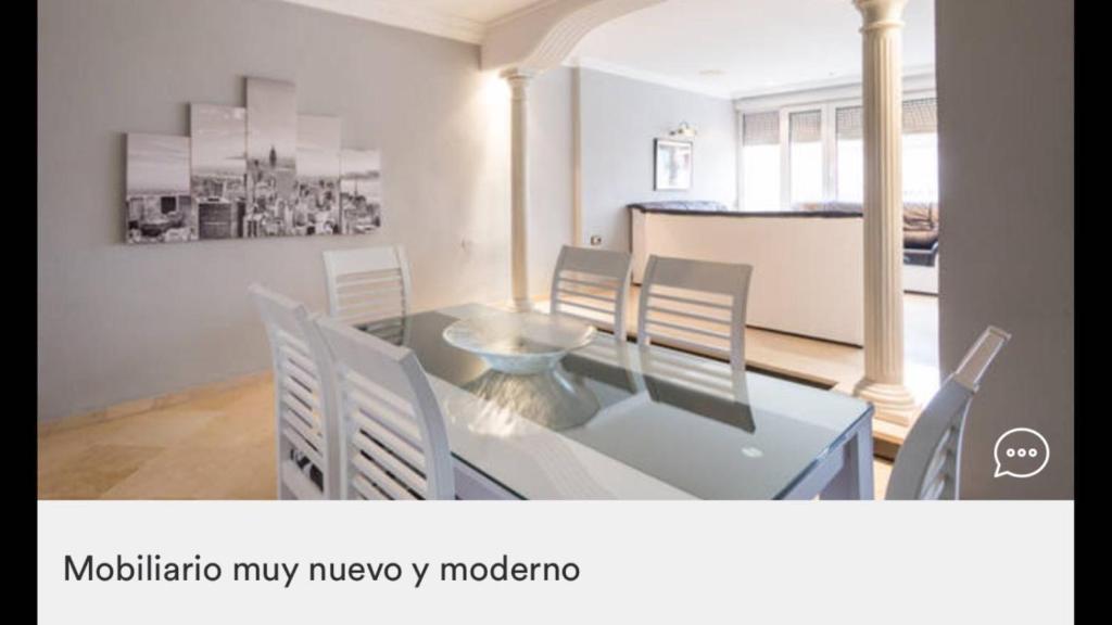Apartamento Lope de Vega 4 fotografía