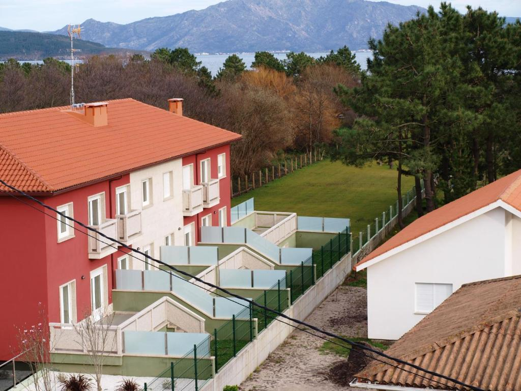 Apartments In Lires Galicia