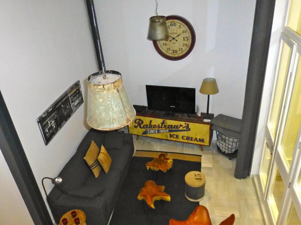 Bonita foto de Cadiz center loft design