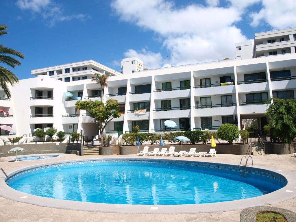 Apartment Aptoptimist Tenerife Playa De Las Americas Spain