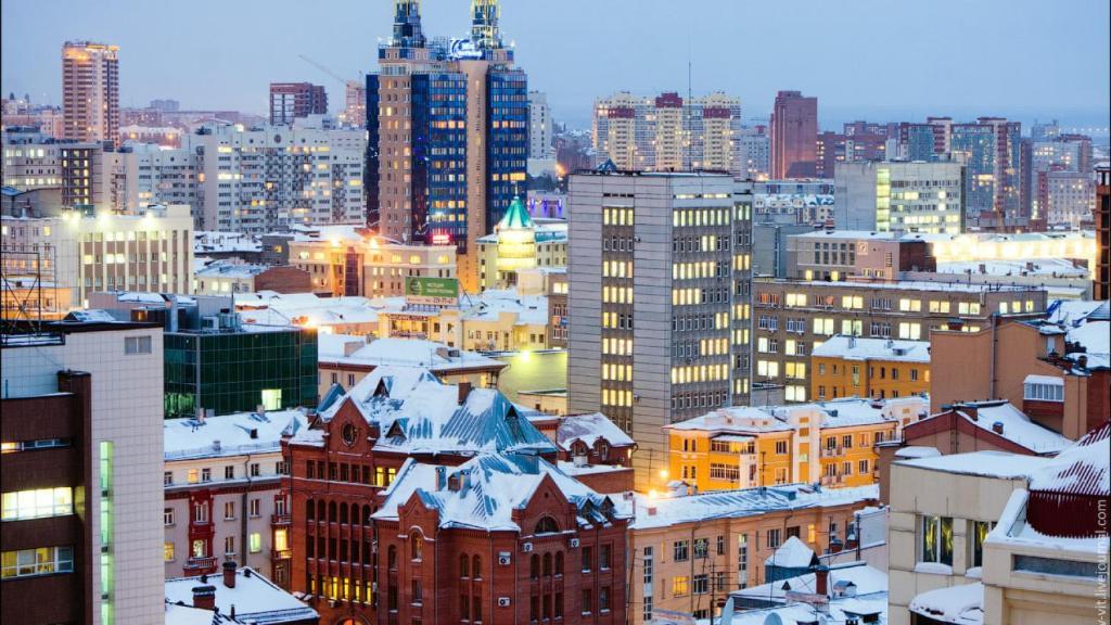 Hello Hostel (Россия Новосибирск) - Booking.com