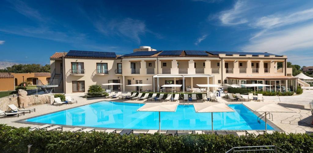 The swimming pool at or near Terra Di Mare Resort&Spa
