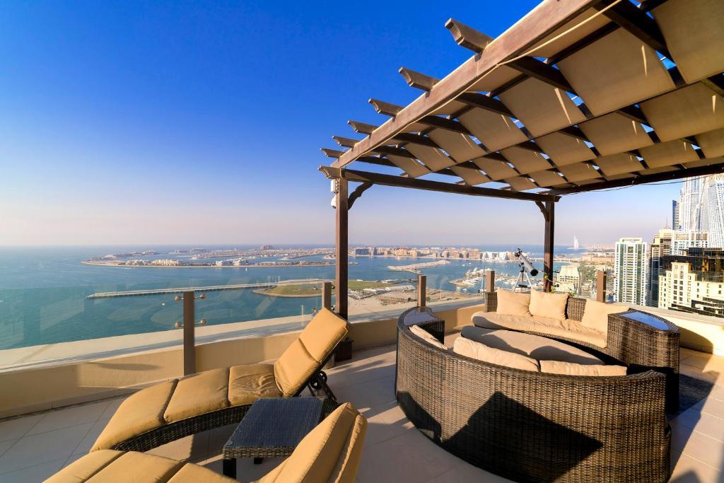 Apartment Dubai Jbr Amazing Stuning Terrace P Uae