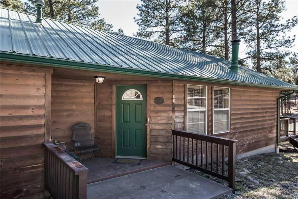 Cowboy Cabin Two-bedroom Holiday Home, Ruidoso, NM - Booking.com