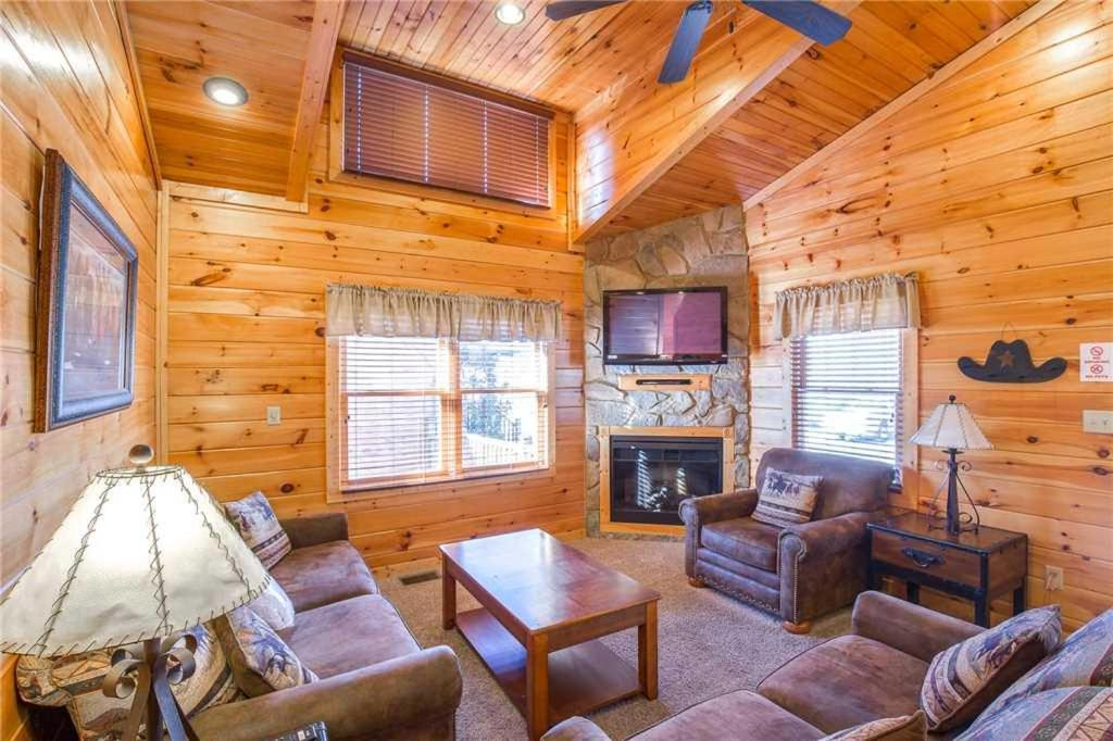 Vacation Home Moonlight View- Two-Bedroom Cabin ...