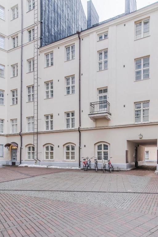 Helsinki South Central Apartment Kapteeni Finl Ndia