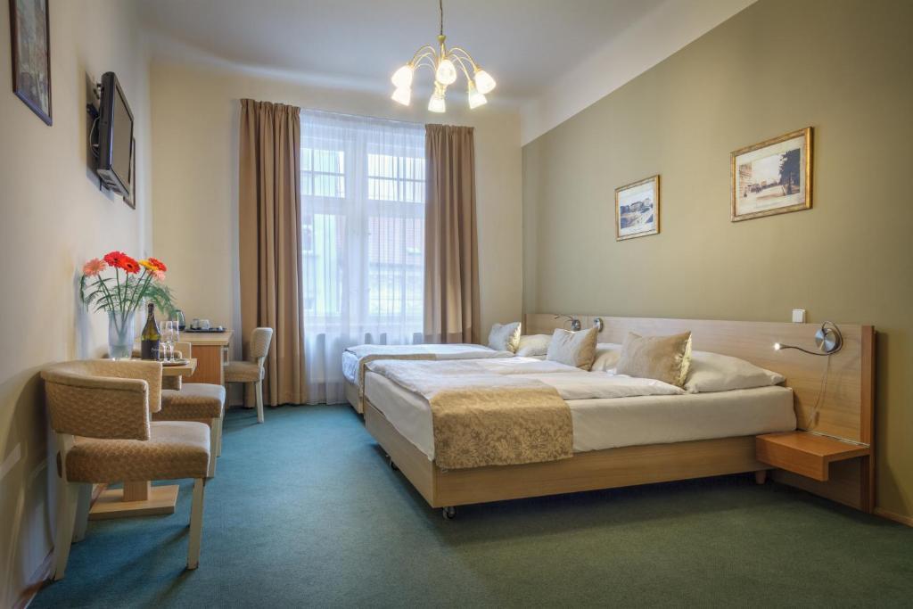 Hotel Theatrino Prag Bewertung