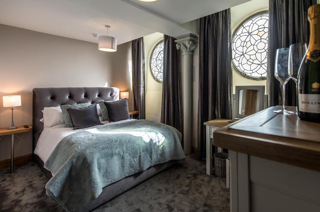 St Nicholas Boutique Hotel Spa Shrewsbury
