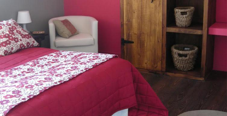 A bed or beds in a room at Punto y Aparte