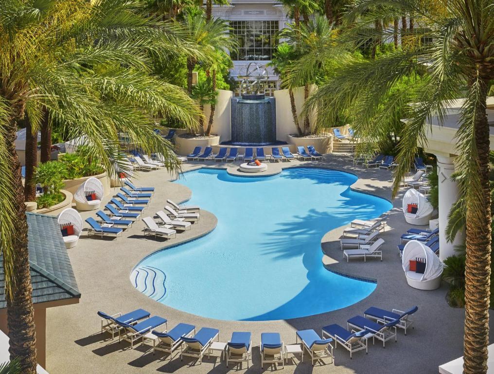 Отели Лас-Вегаса со спа