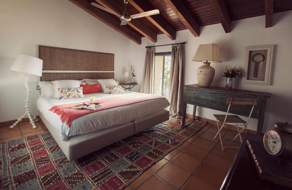 boutique hotels in bañeres de mariola  7