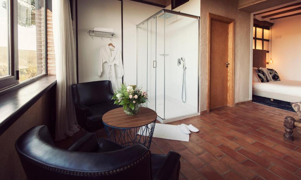 boutique hotels in bañeres de mariola  12