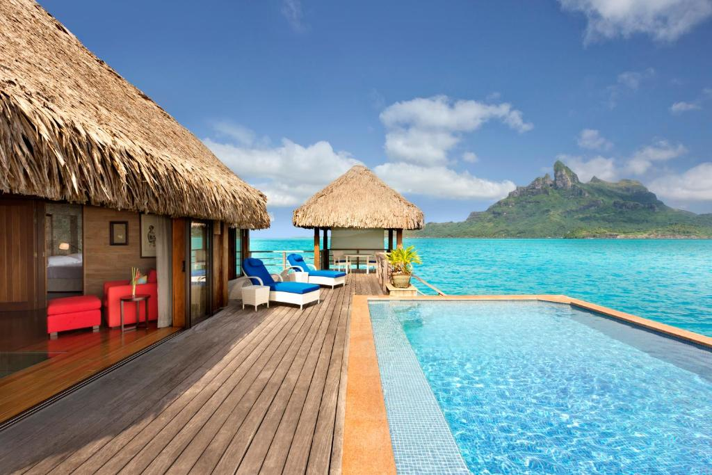 Image result for st regis bora bora