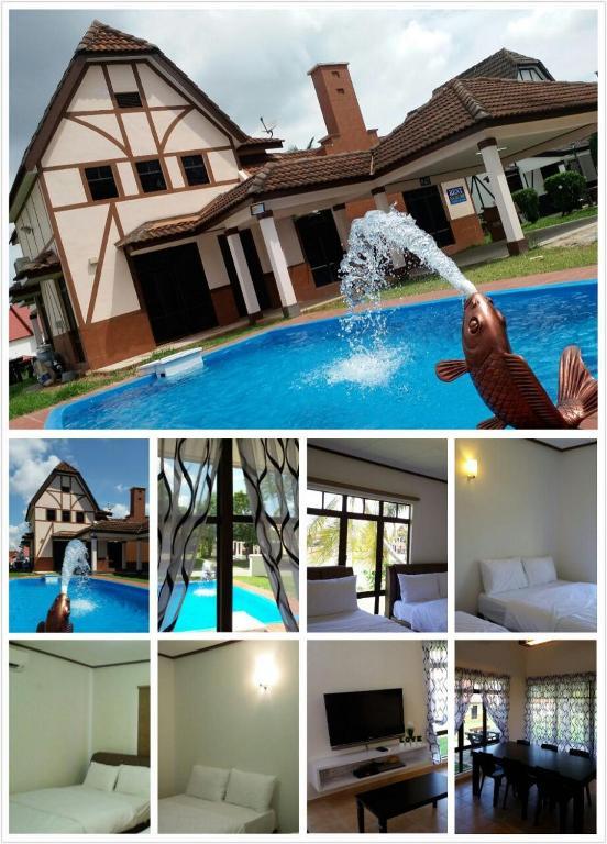 Holiday Villa Famosa, Alor Gajah – Harga Terkini 2018