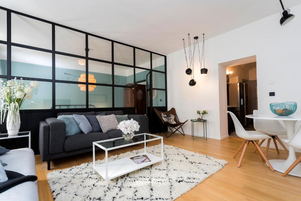 Apartment Eclectic Charme Mesnicka, Zagreb – Updated 2018 Prices